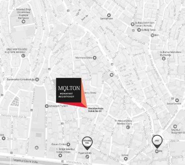 molton-mecidiyekoy-location
